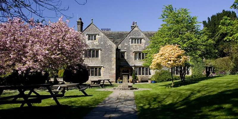 YHA Hartington Hall